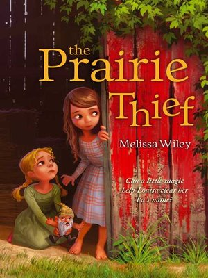 cover image of The Prairie Thief