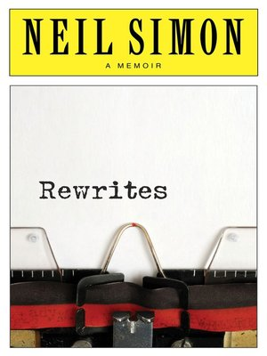 cover image of Rewrites
