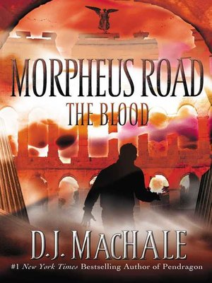 cover image of The Blood
