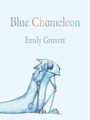 cover image of Blue Chameleon