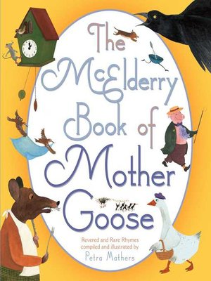 cover image of The McElderry Book of Mother Goose