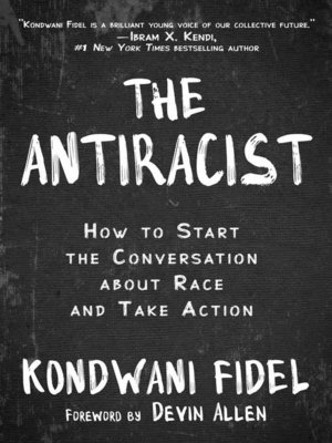 cover image of The Antiracist