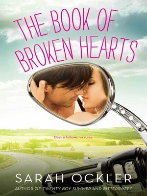 cover image of The Book of Broken Hearts