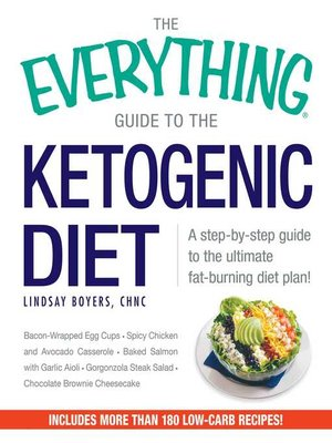 cover image of The Everything Guide to the Ketogenic Diet