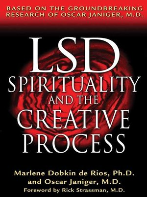 cover image of LSD, Spirituality, and the Creative Process