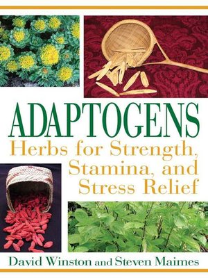 cover image of Adaptogens
