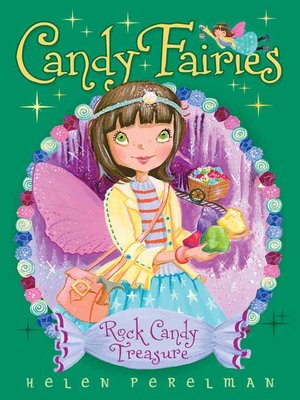 cover image of Rock Candy Treasure