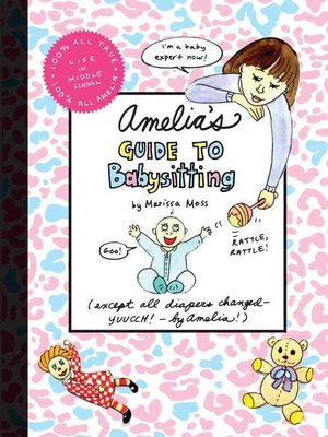 cover image of Amelia's Guide to Babysitting