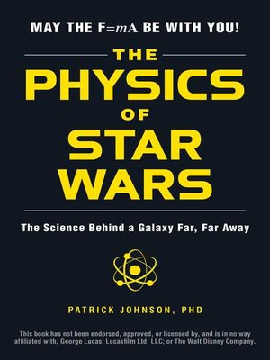 cover image of The Physics of Star Wars