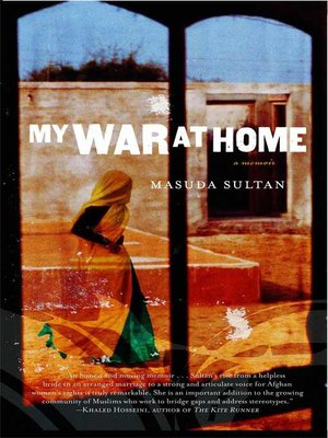 cover image of My War at Home