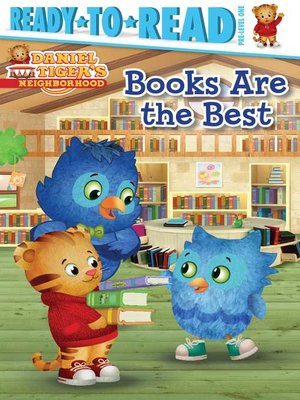cover image of Books Are the Best