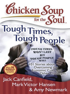 cover image of Tough Times, Tough People