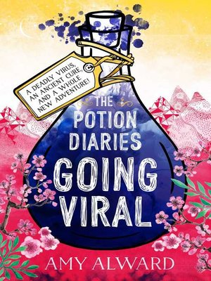 cover image of The Potion Diaries