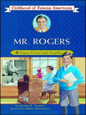 cover image of Mr. Rogers