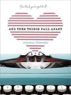 cover image of And Then Things Fall Apart