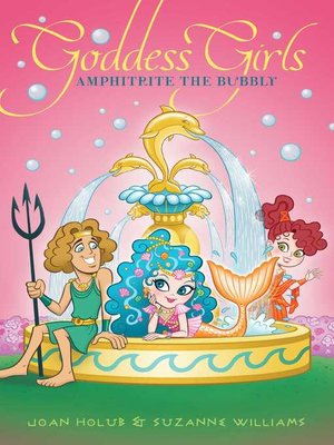 cover image of Amphitrite the Bubbly