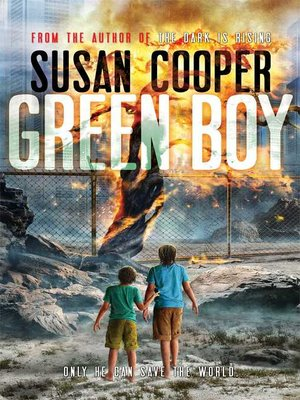 cover image of Green Boy