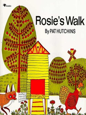 cover image of Rosie's Walk