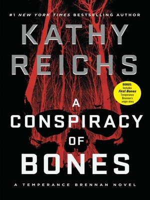 cover image of A Conspiracy of Bones