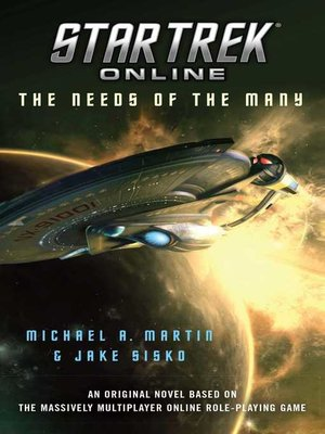 cover image of Star Trek Online
