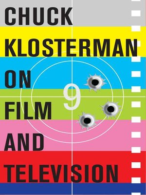 cover image of Chuck Klosterman on Film and Television