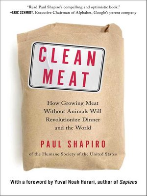 cover image of Clean Meat