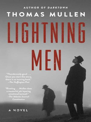 cover image of Lightning Men