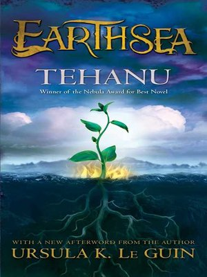 cover image of Tehanu