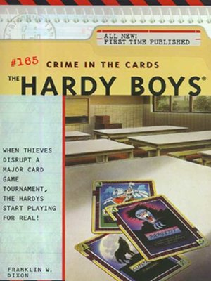 cover image of Crime in the Cards