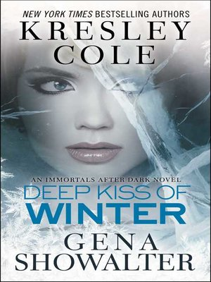 cover image of Deep Kiss of Winter