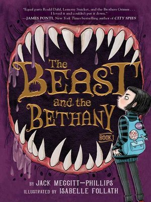 cover image of The Beast and the Bethany