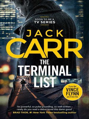 cover image of The Terminal List