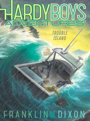 cover image of Trouble Island