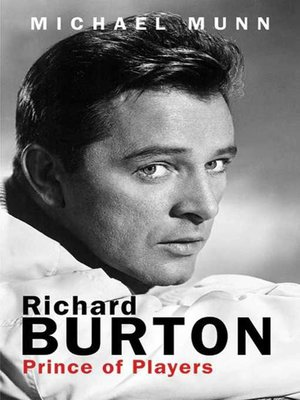 cover image of Richard Burton