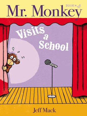 cover image of Mr. Monkey Visits a School