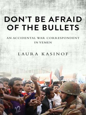cover image of Don't Be Afraid of the Bullets