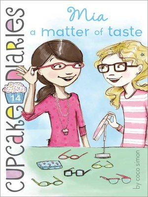 cover image of Mia, a Matter of Taste