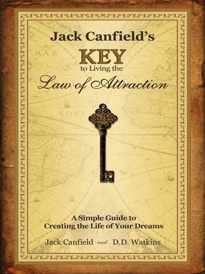cover image of Jack Canfield's Key to Living the Law of Attraction