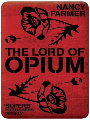 cover image of The Lord of Opium