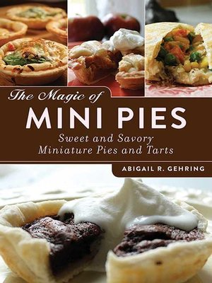 cover image of The Magic of Mini Pies