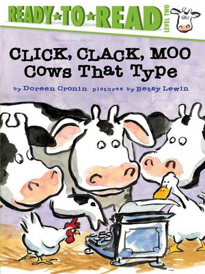 cover image of Click, Clack, Moo/Ready-to-Read