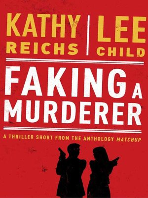 cover image of Faking a Murderer