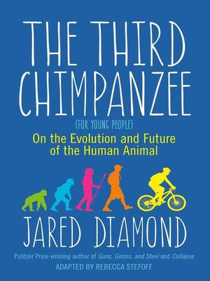 cover image of The Third Chimpanzee