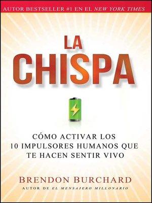 cover image of La chispa
