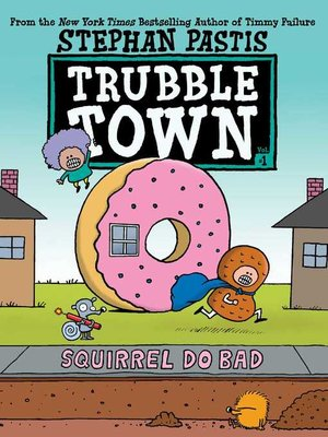 cover image of Squirrel Do Bad