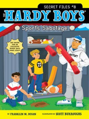 cover image of Sports Sabotage