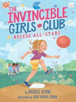 cover image of Recess All-Stars