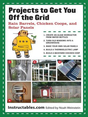cover image of Projects to Get You Off the Grid