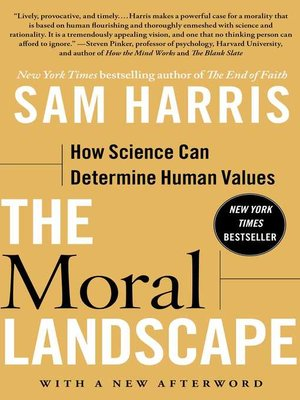 cover image of The Moral Landscape