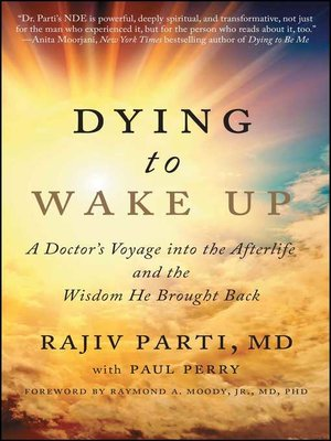 cover image of Dying to Wake Up